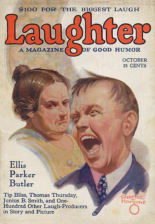 Laughtermagazine